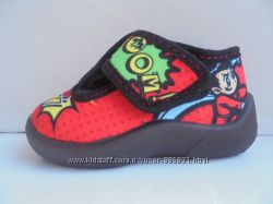 3f текстильные туфли на мальчиков производства Польши