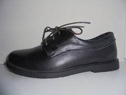 Zangak кожаные туфли для мальчиков производства Турции