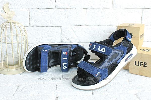 Стильные сандали для мальчишек