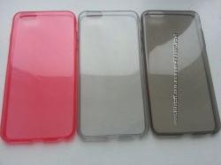 Ультратонкий чехол силикон iphone 6  5. 5дюймов