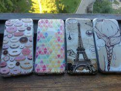 Защитные силиконовые чехлы для iphone 6 6s