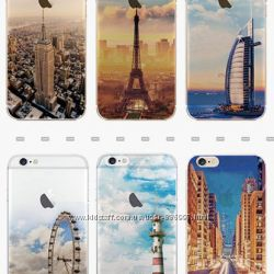 Широкий выбор Силиконовые чехлы для iphone 7 7S
