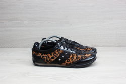 Женские кроссовки Clarks оригинал, размер 38 - 38. 5 леопард, кларкс