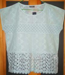 Летняя блуза c&a