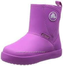 Crocs colorlite boot C10 Оригинал новые крокс