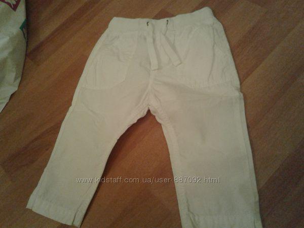 Белые брюки для мальчика доставка