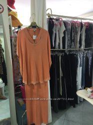 Шикарное платье костюм Odemai Франция