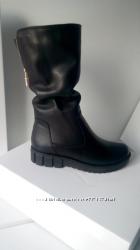 Женские ботинки зимние