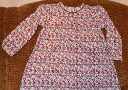 Трикотажное платье Prenatal на 2-3 года