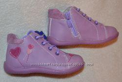 Новые ботиночки ботинки для девочки 21 23 р-ры Apawwa Польша