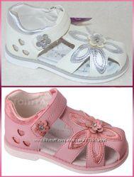 Красивые босоножки сандалии для девочки Том. м 26-31 Том