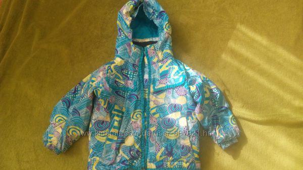 Курточка лыжная Spyder 98р