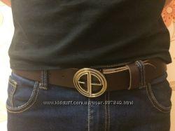 Стильный мужской ремень Gapa Jeans