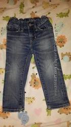 Узкие джинсы babyGap 12-18 месяцев