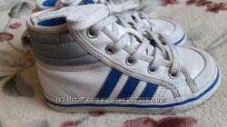Классные кеды-кроссовки Adidas размер 24