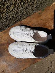 Беленькие мокасины h&m 26 размер