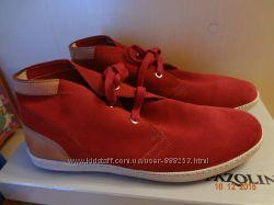 Новые итальянские ботинки CARLO PAZOLINI р. 40