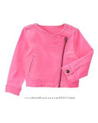 Стильная куртка-косуха CRAZY8 р. 3Т, 4Т, Gymboree p. XS