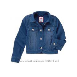 Джинсовая куртка GYMBOREE, The Childrens Place р. ХS, S