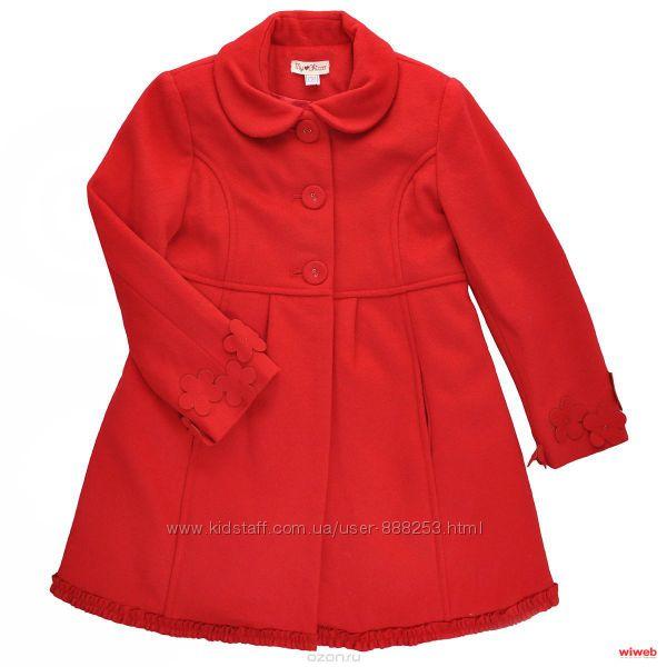 Пальто и жилетка CHICCO на 2-3года