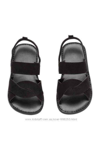 Новые сандалии Н&М р. 27, 28, 29, 33