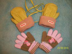 Варежки L C Waikiki и перчатки примерно до 1 года