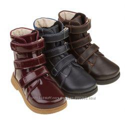Лечебно-Профилактические ботинки Ortofoot 721 на флисе