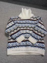 теплый свитерок для вашего малыша