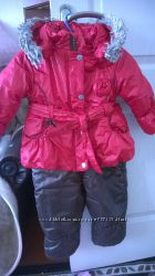 Зимняя одежда для девочки wojcik