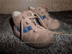 Продам кожаные ботиночки SuperFit 20р.