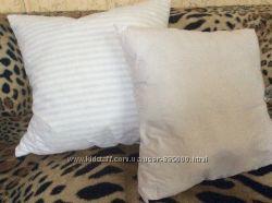 Подушки холофайбер разные размеры