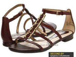 Кожаные сандалии Naturalizer. Р-р 37, 5.