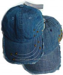 Кепка джинс разные