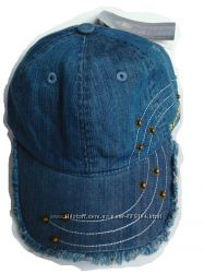 Кепка джинсовая в асортименте