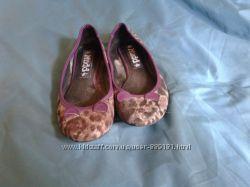 оригинальные, эксклюзивные туфельки балетки 36 р 23 см, недорого