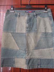 Спідниця юбка джинсова