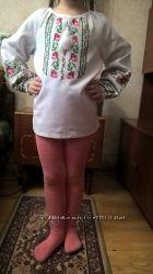 Вишита сорочечка для дівчинки