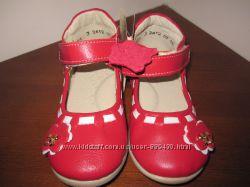 Туфельки на девочку ТМ Берегиня 2612 р. 20-25 кожаные
