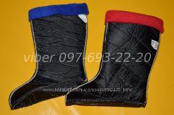 Вкладка в резиновые сапоги. утеплитель, вкладыш для резиновых сапог Litma