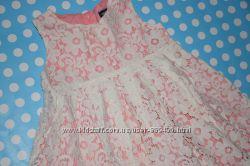 Платье GAP на девочку 6-9 месяцев  сарафан