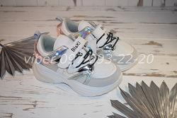 Кроссовки Bi&ki Tom. m арт. 0616-А для девочки кеды р. 28-35 кросівки