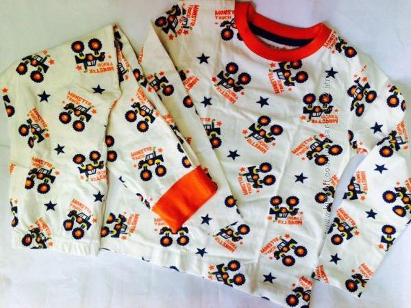 PRIMARK-детские пижамы для мальчиков 5-6лет.