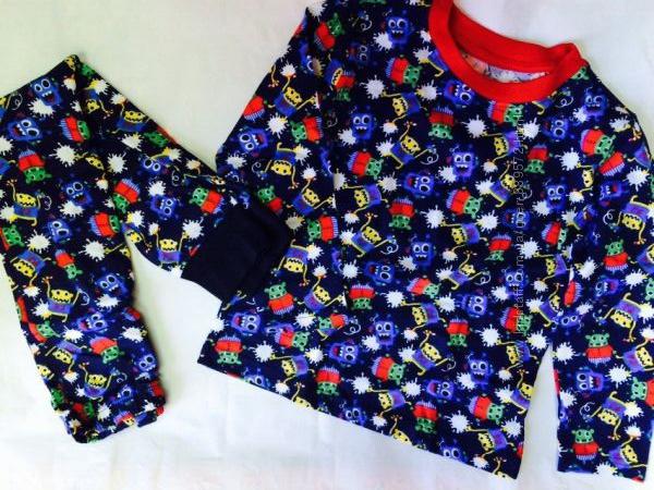 PRIMARK-детские пижамы для мальчиков 6-7 лет. Пижама Примарк