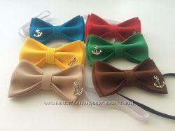Детские галстуки, детские бабочки, асессуари для детей