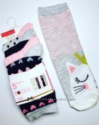 Носки Примарк, носочки недельки, Примарк , носки для девочек