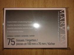 Салфетки с матирующим эффектом Mary Kay