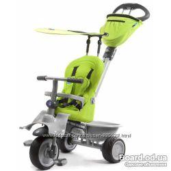 Трехколесный велосипед Smart Trike Recliner Stroller 4 в 1