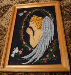 Продам картину ручной работы Ангел