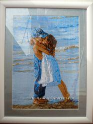 Продам картину ручной работы На море
