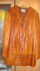 Кожанная куртка, р. 56-58, Турция